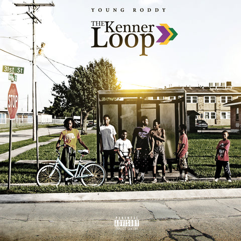 "Young Roddy ""The Kenner Loop"" (Audio CD)"