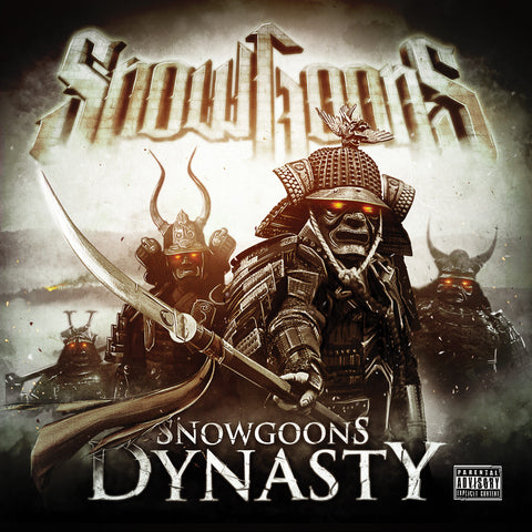"Snowgoons ""Snowgoons Dynasty"" (Audio 2XCD)"