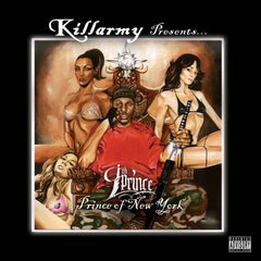 "9th Prince (of Killarmy) ""Prince Of New York"" (Audio CD)"