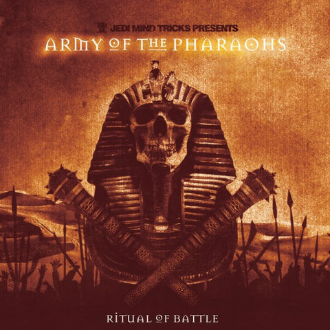 "Jedi Mind Tricks Presents: Army of the Pharaohs - ""Ritual Of Battle"" (Audio CD)"