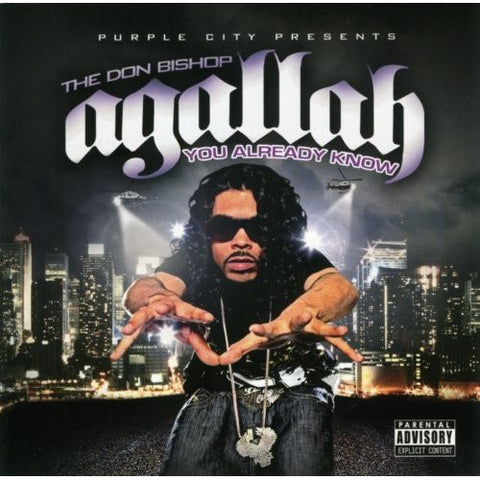 "Agallah ""You Already Know"" (Audio CD)"