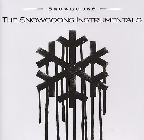 "Snowgoons ""The Snowgoons Instrumentals"" (Audio 2XCD)"