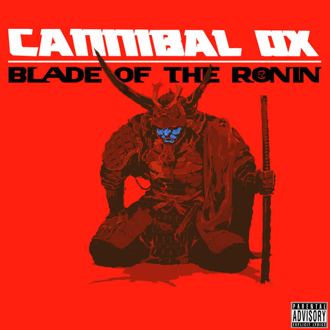 "Cannibal Ox ""Blade of the Ronin"" (Audio CD)"