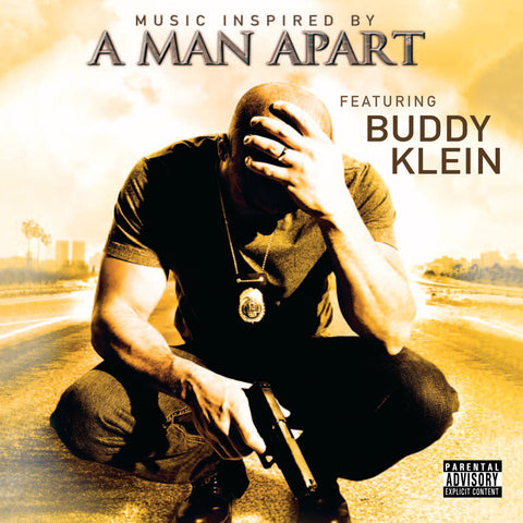 "Buddy Klein ""Music Inspired By A Man Apart"" (Audio CD)"
