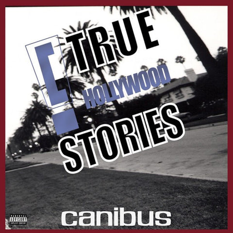 "Canibus ""C True Hollywood Stories"" (Vinyl 2XLP)"