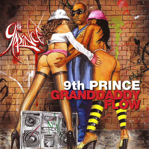 "9th Prince (of Killarmy) ""Grandaddy Flow"" (Vinyl 2XLP)"