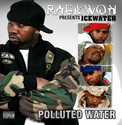 "Raekwon Presents: Icewater ""Polluted Water"" (Audio CD)"