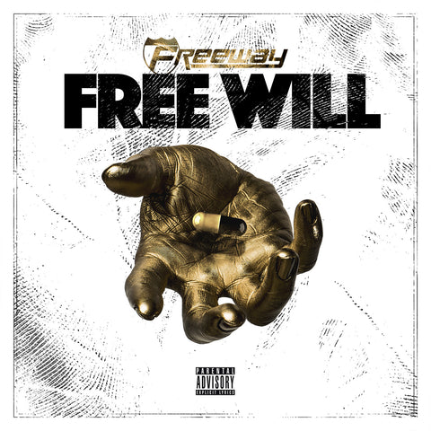 "Freeway ""Free Will"" (Audio CD)"