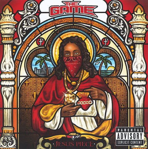"The Game ""Jesus Piece (Deluxe Edition)"" (Audio CD)"