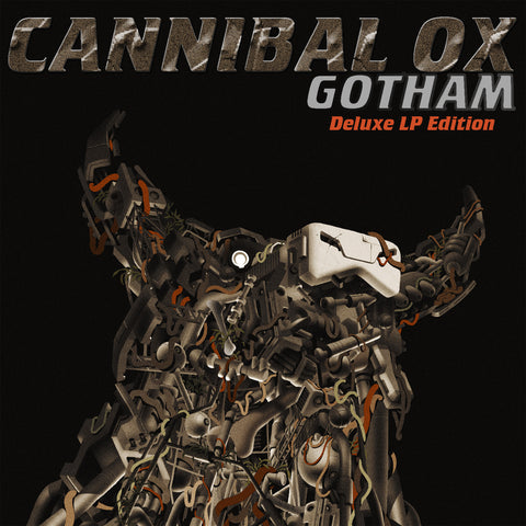 "Cannibal Ox ""Gotham (Deluxe LP Edition)"" (Audio CD)"