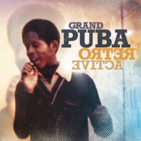 "Grand Puba (of Brand Nubian) ""Retroactive"" (Vinyl 2XLP)"
