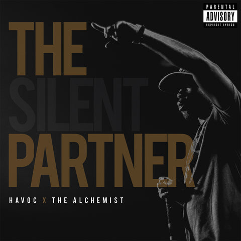 "Havoc x The Alchemist ""The Silent Partner"" (Audio CD)"