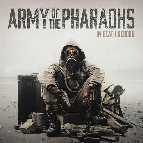 "Jedi Mind Tricks Presents: Army of the Pharaohs ""In Death Reborn"" (Camo Marble Vinyl 2XLP)"