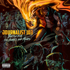 "Journalist 103 ""Battle for the Hearts and Minds"" (Audio CD)"
