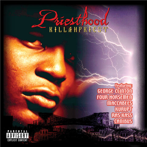 "Killah Priest ""Priesthood"" (Vinyl 2XLP)"