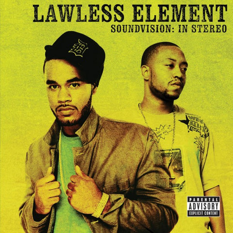 "Lawless Element ""Soundvision: In Stereo"" (Vinyl 2XLP)"