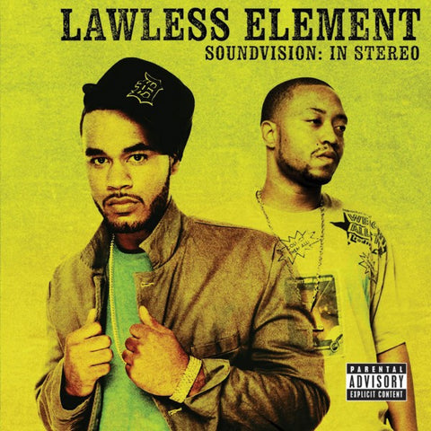 "Lawless Element ""Soundvision: In Stereo"" (Audio CD)"