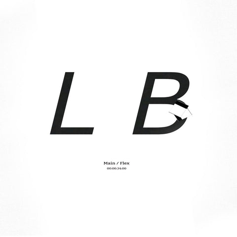 "Lee Bannon ""Main/Flex EP"" (Vinyl EP)"