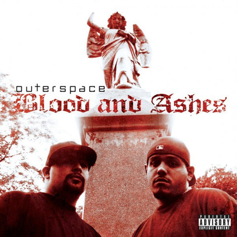 "Outerspace  ""Blood and Ashes"" (Audio CD)"
