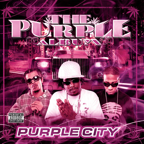 "Purple City ""The Purple Album"" (Vinyl 2XLP)"