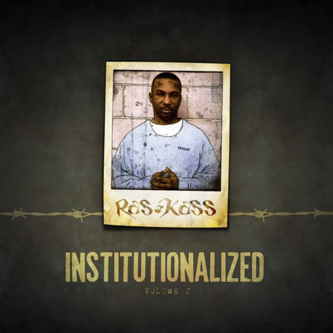 "Ras Kass ""Institutionalized Vol. 2"" (Audio CD)"