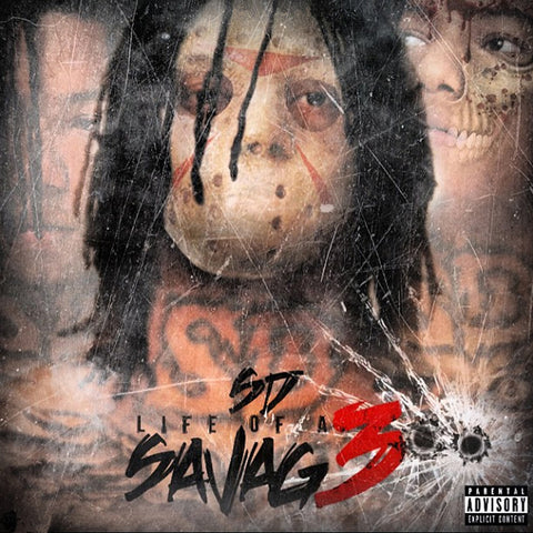 "SD ""Life of a Savage 3"" (Vinyl 2XLP)"