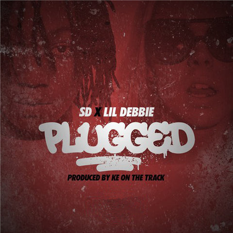 "SD ""Plugged"" (feat.Lil Debbie)  (Vinyl 12"")"