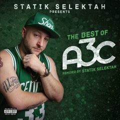 "Statik Selektah Presents ""The Best of A3C"" (Audio CD)"