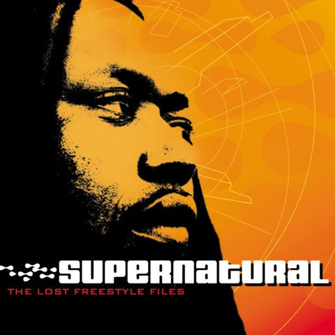 "Supernatural ""The Lost Freestyle Files"" (Audio CD)"