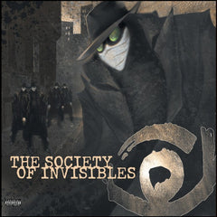 "The Society of the Invisibles ""The Society of the Invisibles"" (Vinyl 2XLP)"