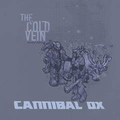 "Cannibal Ox ""The Cold Vein (Deluxe Edition)"" (White Vinyl 4XLP)"