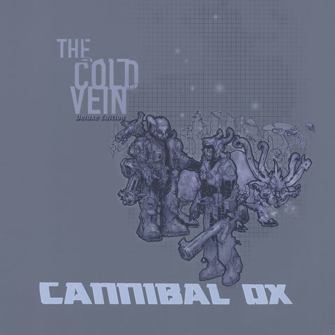 "Cannibal Ox ""The Cold Vein (Deluxe Edition)"" (Audio 2XCD)"