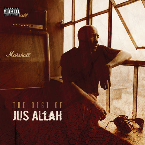 "Jus Allah (of Jedi Mind Tricks) - ""The Best of Jus Allah"" (Audio CD)"