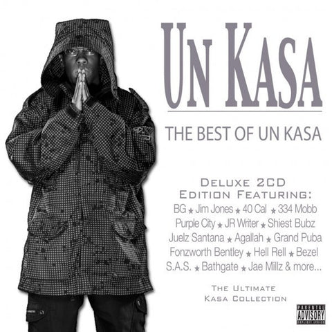 "Un Kasa ""The Best Of Un Kasa"" (Audio 2XCD)"