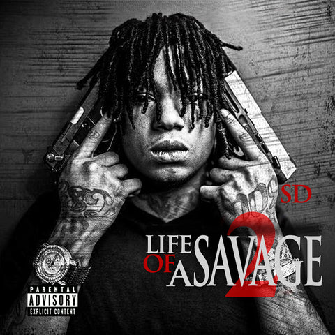 "SD ""Life of a Savage 2"" (Audio CD)"