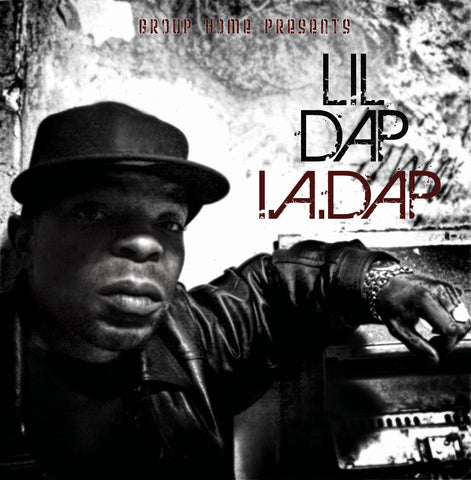 "Group Home Presents ""Lil Dap - I.A.Dap"" (Audio CD)"