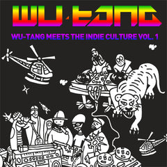 "Wu-Tang ""Wu-Tang Meets the Indie Culture, Vol.1"" (Pink Vinyl 2XLP)"
