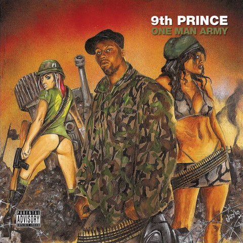 "9th Prince (of Killarmy) ""One Man Army"" (Vinyl 2XLP)"