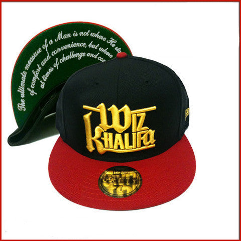 Wiz Khalifa New Era Hat