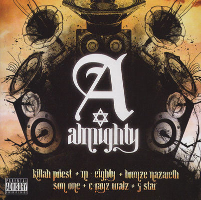 "Almighty ""Original S.I.N. (Strength In Numbers)"" (Audio CD)"