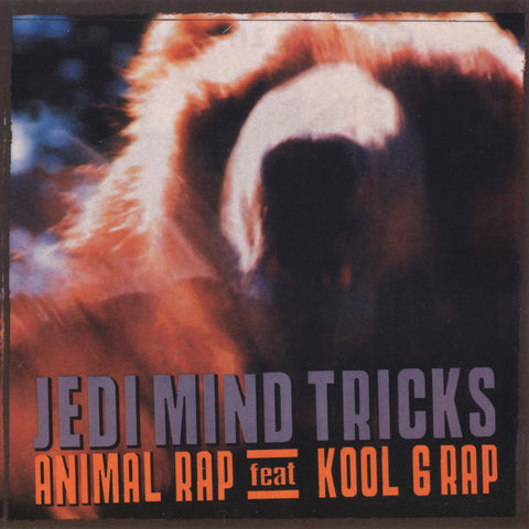 "Jedi Mind Tricks  (Vinnie Paz + Stoupe) - ""Animal Rap"" (Audio CD)"