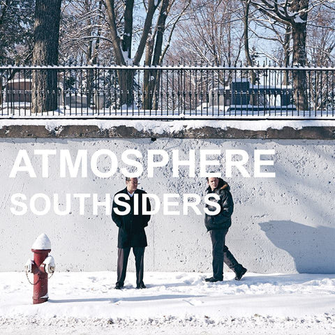 "Atmosphere (Slug + Ant) ""Southsiders"" (Audio CD)"