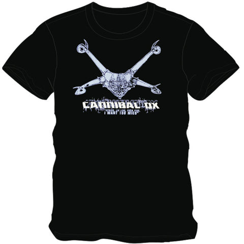 Cannibal Ox - Logo T-Shirt