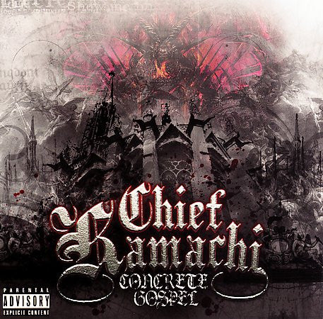 "Chief Kamachi ""Concrete Gospel"" (Audio CD)"