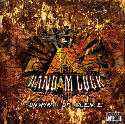 "Randam Luck ""Conspiracy of Silence"" (Audio CD)"