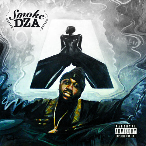 "Smoke DZA ""Dream.Zone.Achieve"" (Vinyl 2XLP)"