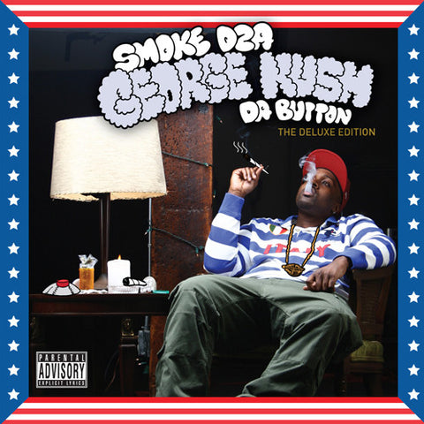 "Smoke DZA ""George Kush Da Button"" (Deluxe Edition) (Audio CD)"