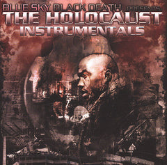 "Blue Sky Black Death ""The Holocaust Instrumentals"" (Vinyl 2XLP)"
