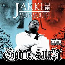 "Jakki The Motamouth ""God Vs. Satan"" (Vinyl 2XLP)"
