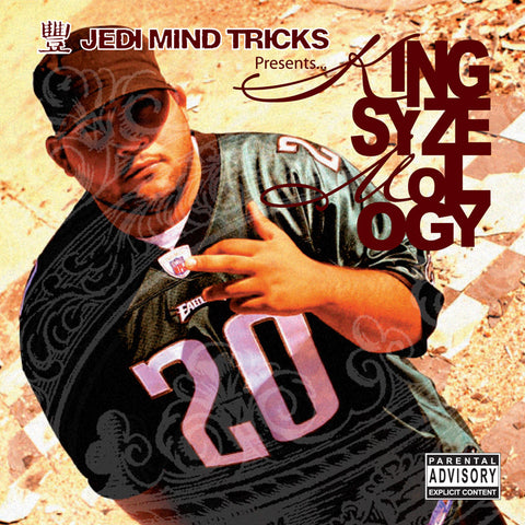 "Jedi Mind Tricks Presents: King Syze ""Syzemology"" (Vinyl 2XLP)"